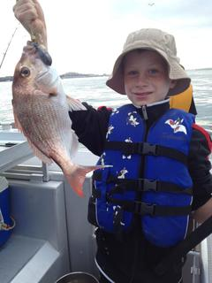 Fishing as an activity for kids