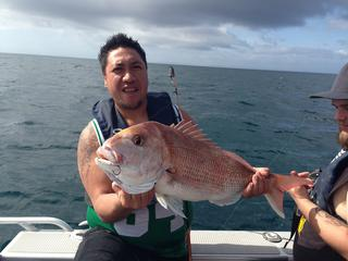 Snapper from the deep