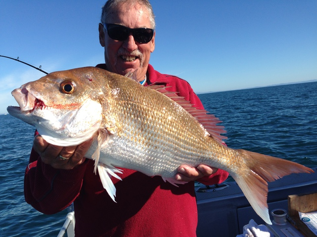 Fishing Report - June 2014